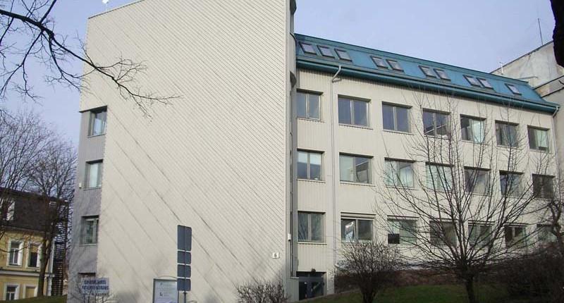 Administracinis pastatas Vytenio g. 6 Vilniuje